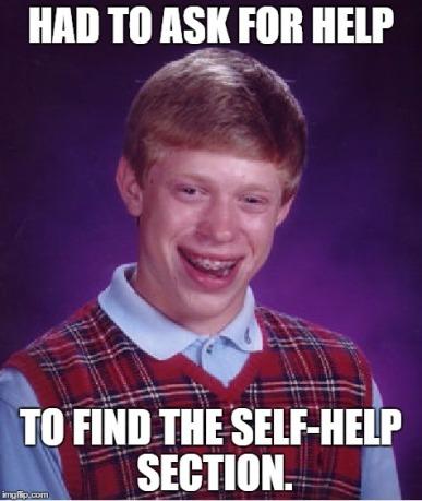 selfhelpless